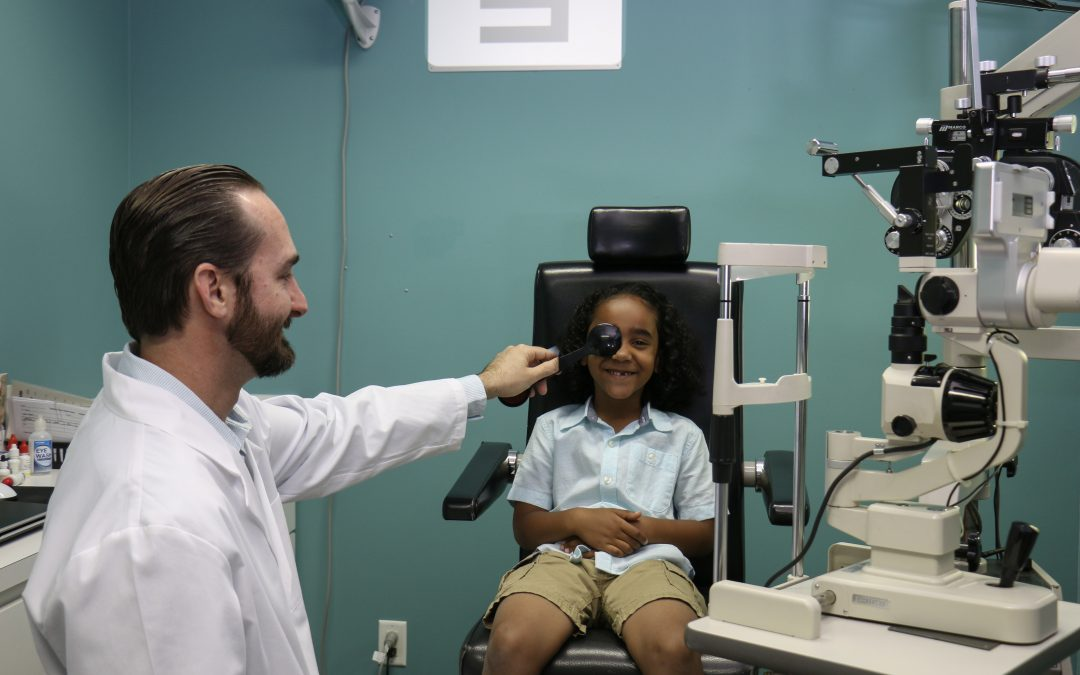 Why Every Child Should Have an Eye Exam